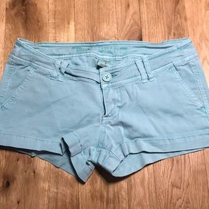 Like new condition!! Blue Mossimo Shorts